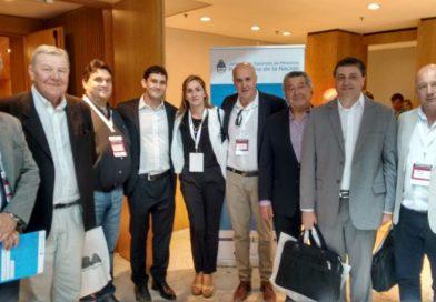 Tevez contó sobre la Jornada 'Ciudades 2030' y diversas gestiones en Buenos Aires