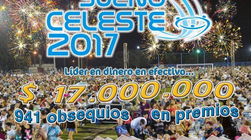 """Mutual 9 de Morteros lanza la promoción """"Sueño Celeste 2018"""""""