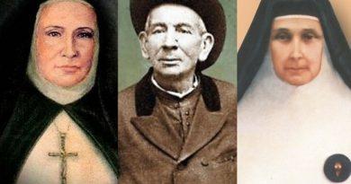 Catalina, Brochero y Tránsito: tres cordobeses santos que trabajaron juntos