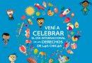 Festejo por el Día Internacional de los Derechos del Niño