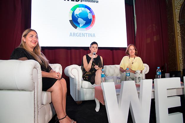 """Arrancó """"Córdoba, tierra de Mujeres Productoras"""" en el Buen Pastor"""