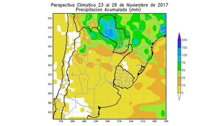 Otra semana con lluvias escasas: ¿luz amarilla para la campaña agrícola en Córdoba?