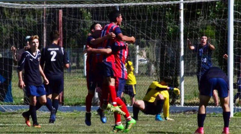 Futbol/Inferiores:  Crecer y San Jorge no se sacaron ventajas en la primera final