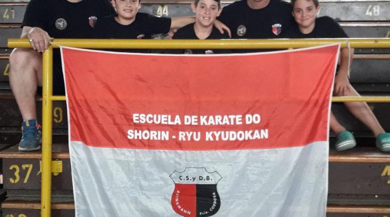 Karatecas de Brinkmann en el Torneo Internacional en Catamarca