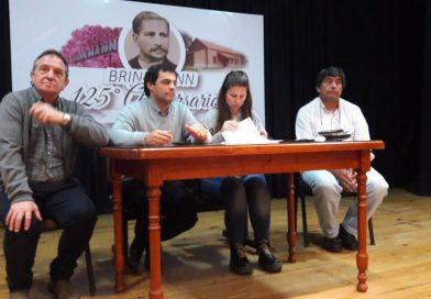 Brinkmann: Oscar Coseani resultó beneficiado en el sorteo 'Habitar III'