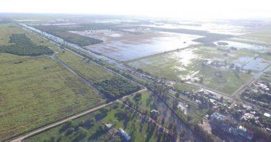 Inundaciones: el Gobierno admite que podría agravarse la situación en el litoral