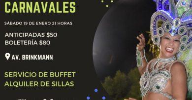 Pre carnavales – Brink'a Danza debuta con 'Las Malvinas Son Argentinas'