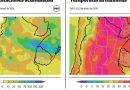 ¿Qué dice el pronóstico?: más lluvias, con fuerte variación térmica
