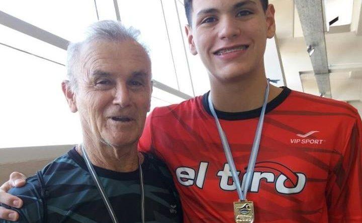 Natación: Dante Nicola Rho rumbo viaja a Perú para disputar la Copa UANA