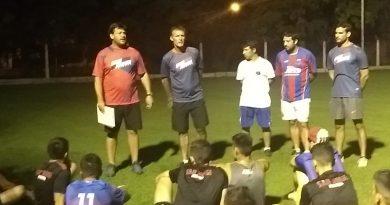 """Fútbol/San Jorge 2019 – Día 1: El """"santo"""" comenzó la pre temporada con caras nuevas"""