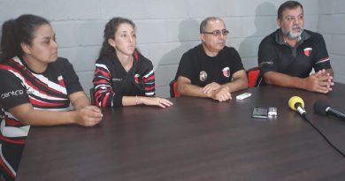 Karate: La Selección Nacional Kiudokan entrena en Centro Social