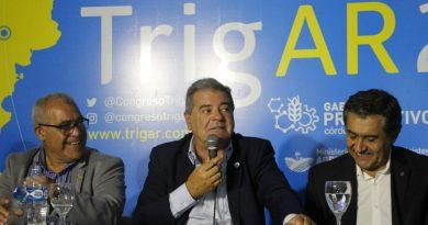 Se presentó el Congreso Internacional TrigAR 2019