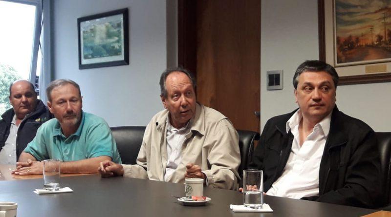 Funcionarios del Municipio y Cooperativa visitaron Planta Depuradora Cloacal en General Deheza