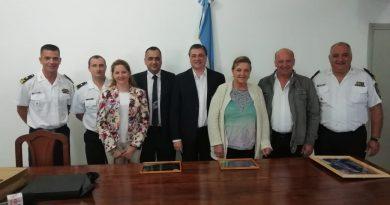 Sub-Comisario Facundo Bosco asumió en la Comisaría de Brinkmann