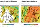 CLIMA: El otoño comenzó con viento sur y la mínima podría bajar hasta 5°