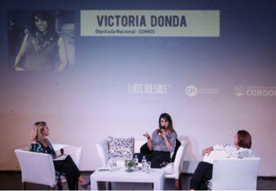 Lideresas: Victoria Donda habló sobre mujeres, paridad y política