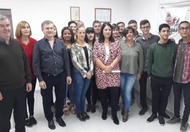 Elecciones 2019: Córdoba Cambia Brinkmann presentó a la candidata Emilse Utrera