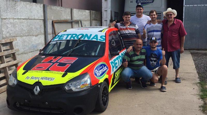 Car Show Santafesino: Martín Ferrero demora su debut en TZ1800