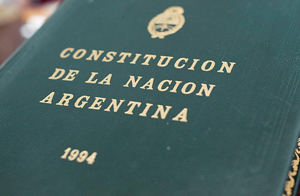 Resultado de imagen para constitucion argentina