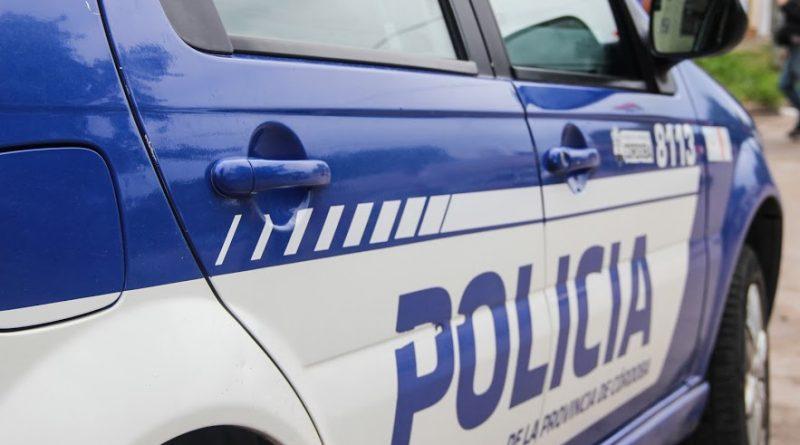 Investigan el robo de dos cubiertas de camión en La Paquita