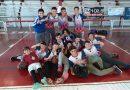San Jorge sub campeón en Sub 15 – Obras en canchas de Padel