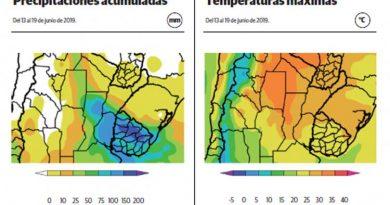 CLIMA  – Llega una masa de aire polar, fría y seca: ¿se vienen las heladas que esperan los productores?