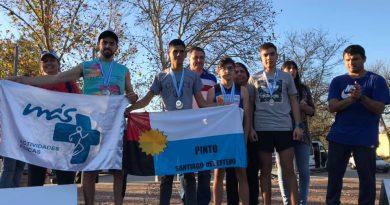 Fiestas Patronales: Se corrió la gran maratón San Juan Bautista