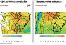 CLIMA: Nueva irrupción de vientos polares