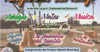 20 de Julio – Porteña invita a celebrar el Día del Amigo