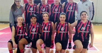 Básquet Femenino: Las Lobas juegan en Morteros