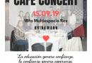 Este domingo, Café Concert para agasajar a los docentes de Brinkmann