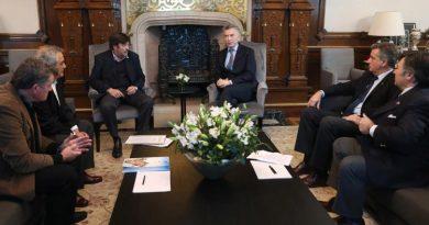 Macri adhirió a las propuestas de la Mesa de Enlace y descartó una suba de retenciones