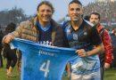 Viajó de Morteros a Río Cuarto en una Zanella para ver el debut de su hijo en la Primera Nacional