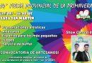 Suardi: 14* Fiesta Provincial de la Primavera