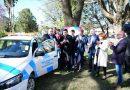 Morteros: Massei entregó llaves de un nuevo móvil policial