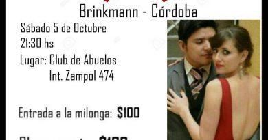 Milonga «Che Bandoneón» presenta una noche a puro tango