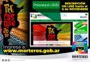 Morteros ya inscribe para el Pre Cosquín 2020