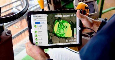La agricultura digital comienza a dar forma al campo del futuro