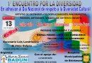 Mutual Baduni del CENMA invita al Encuentro de la Diversidad