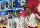 Milanessio, Óscares y Alanis traen medallas desde el «26* Torneo Sudamericano» en San Pablo (Brasil)