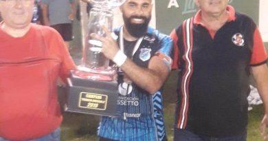 Fútbol/Primera A: 9 de Morteros es el Campeón de la Temporada 2019