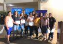 Entregaron certificados de cursos de la Oficina de Empleo Municipal