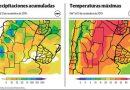 CLIMA: Vientos del norte y calor hasta mediados de semana