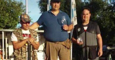 Tiro: Gabriel Pulidori quedó 4* y Horacio Viotto 2* en el Nacional en Paraná