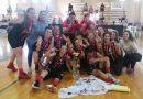 Básquet Femenino: Las Lobas son Campeonas en Primera División