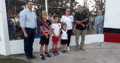 Amistad 2019 – Comenzó la Fiesta del Fútbol Infantil