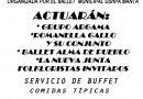 Viernes: Gran Peña del Reencuentro «El Tincunacuy»