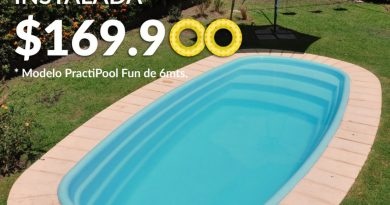 Este Verano disfrútalo  en tu piscina
