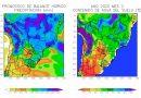 CLIMA: El verano seguirá con lluvias irregulares