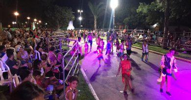 Gran convocatoria de los ¨Pre Carnavales» en Brinkmann